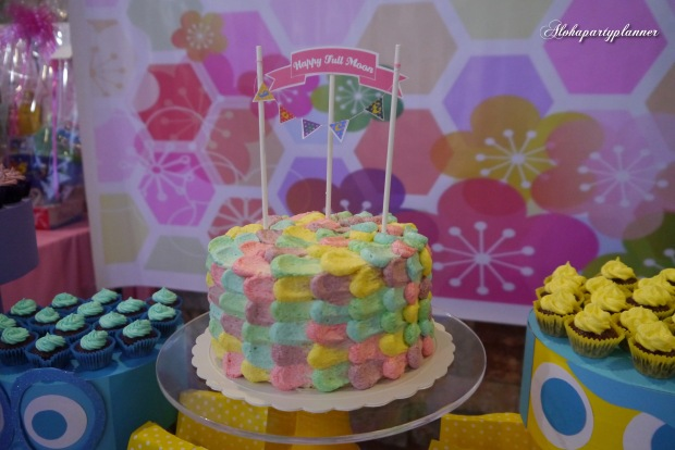 Baby Tv Themed Birthday Party Dessert Table